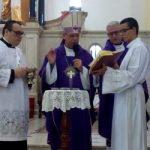 Dom Sergio celebra abertura da Quaresma