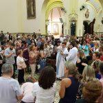 Em Sant'Ana, tem início Novena a Nossa Senhora das Graças