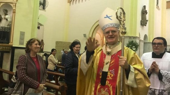 Cardeal Scherer celebra missa em Sant'Ana