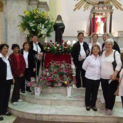 22.05.2019 - Oficinas de Santa Rita celebram padroeira