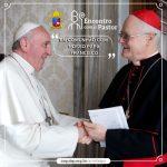 Em comunhão com nosso Papa Francisco