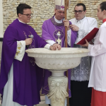 Papa Francisco nomeia Dom Sergio para a diocese de Foz do Iguaçu