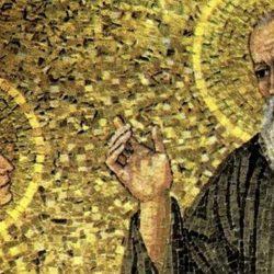 Dois irmãos santos e a lição da noite da chuvarada